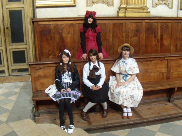Meeting ♥ Lolita
