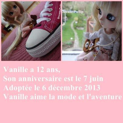 Ma deuxième pullip : Vanille