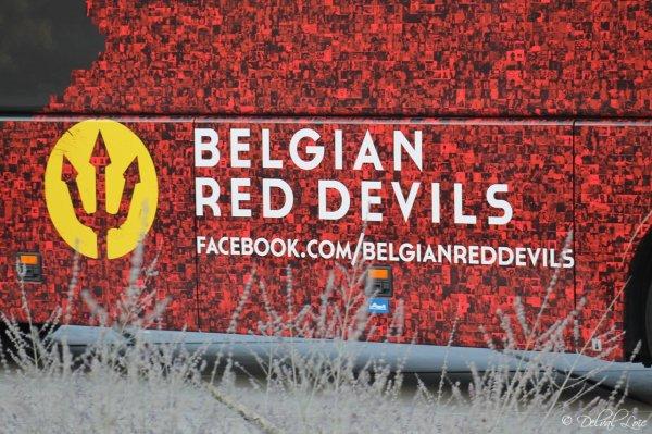 Merci les diables rouges