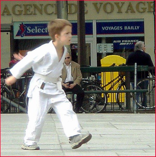 des judokas