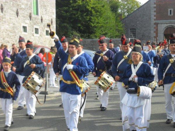 la marche Marche de la Nativité de Notre Dame furnaux mettet ces fini