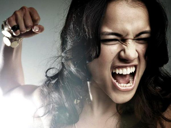 Anger ?! My biggest flaw ...