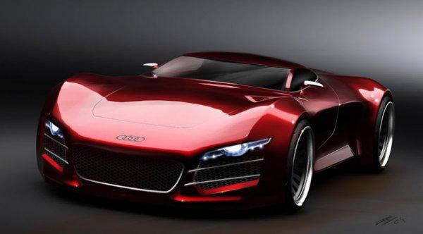 Un monstre Audi A9