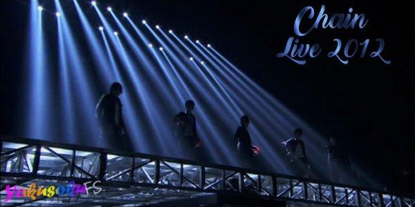 KAT-TUN Live CHAIN 2012