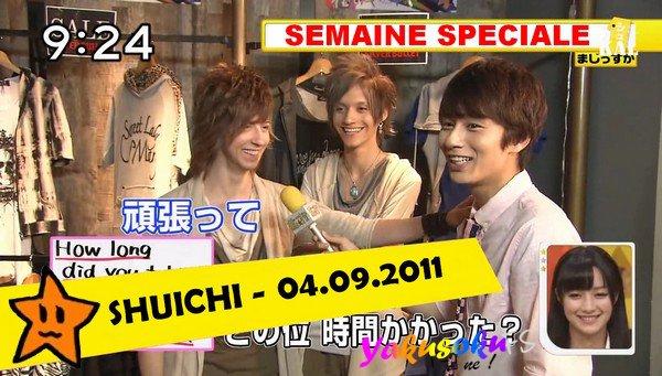 Shuichi (04.09.2011)