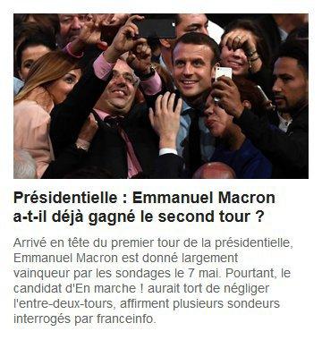 01072 - En Marche! et de Dupe