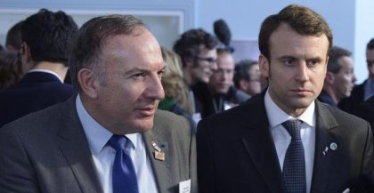 01160 - Le lobbying du MEDEF