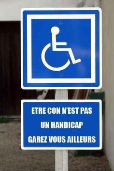 01521 - Tous les handicaps ne se valent