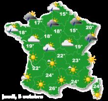 01775 - La météo réserve ses surprises