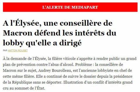 02900 - Merci Macron, merci Macron, quel malheur ...