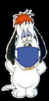 papinou masqué