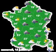 06909 - Temps pas fantastique