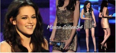 Kristen Stewart Au People Choice Awards