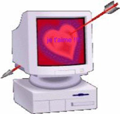 Amour virtuel, amour interdit, amour secret