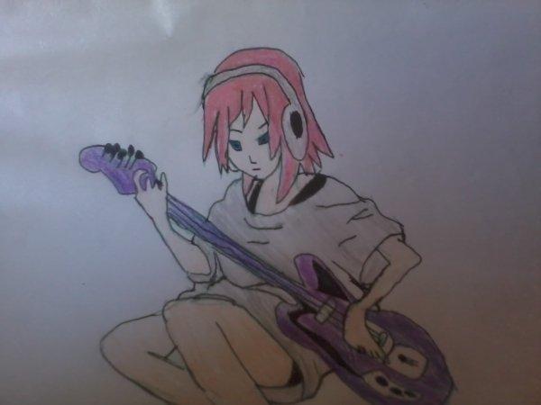 quelque manga que j'ai dessiné