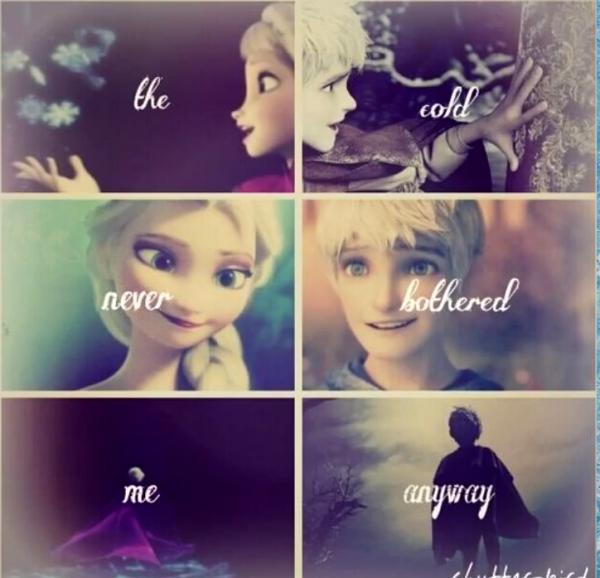 Jack & Elsa <3