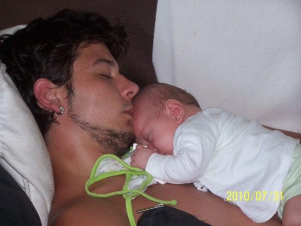 Mon fils et sont père en juillet dernier sur toulouse