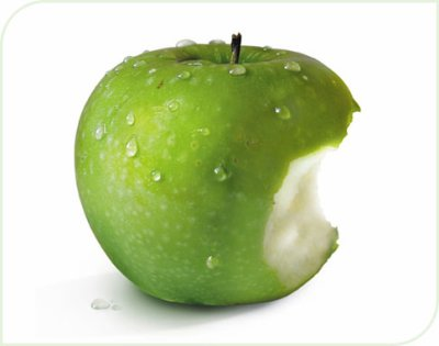 Its just an apple after all...