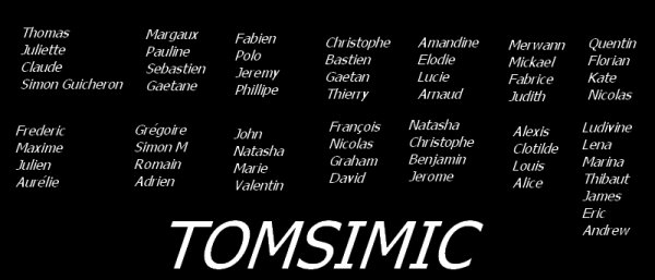 LA TEAM TOMSIMIC