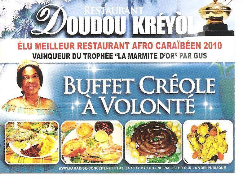 Restaurant DOUDOU KREYOL