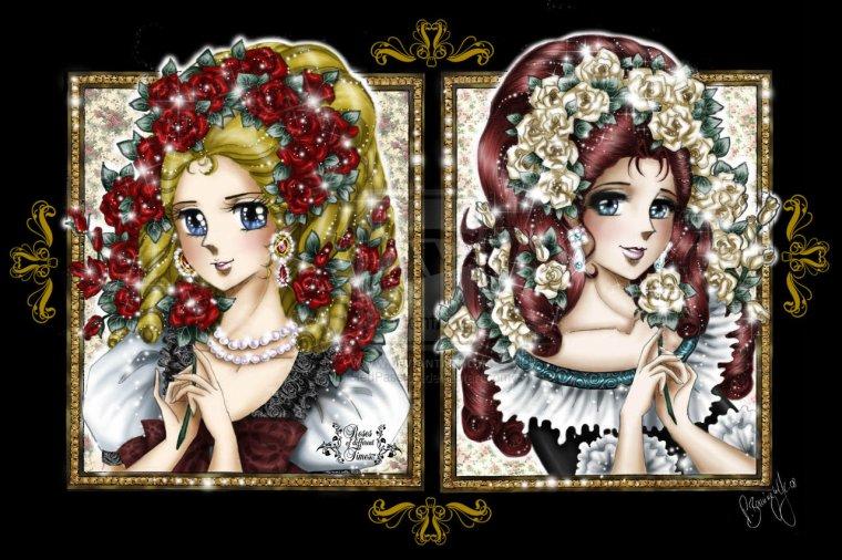 Marie-Antoinette et Emily