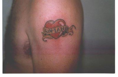 Tatouage Coeur Et Prenom Artstattooraph