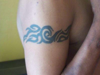 Tatouage Bracelet Tribal Artstattooraph