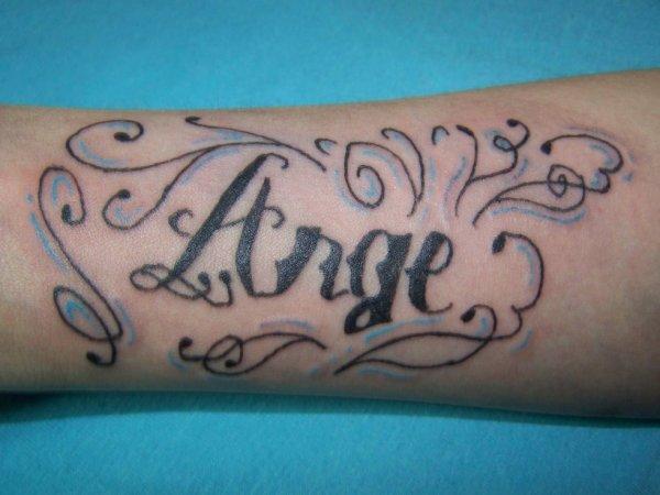 """""""Ange""""."""