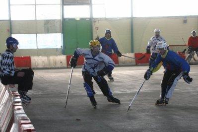 Le roller hockey