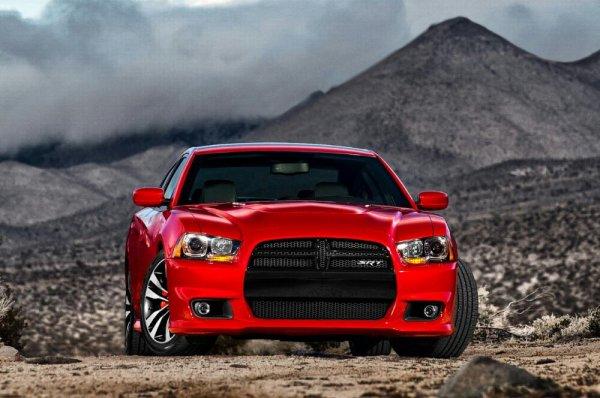 Dodge Charger SRT8 2012 : Méchante