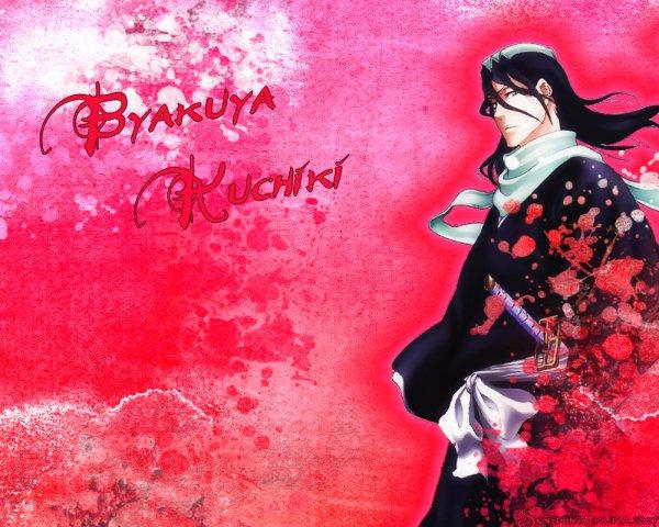 【montage fait par moi de Byakuya 】