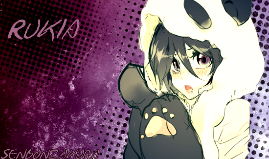 【Signature faite par moi de Rukia Kuchiki】