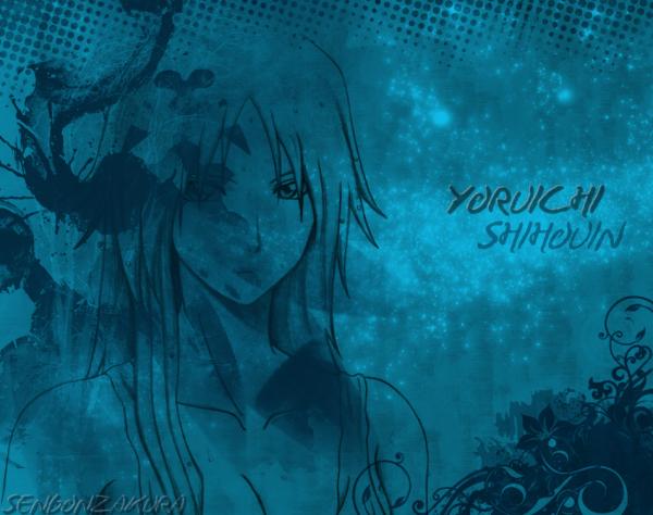 【montage fait par moi de Yoruichi pour ma nee-san (Shunshin-Yoruichi)】
