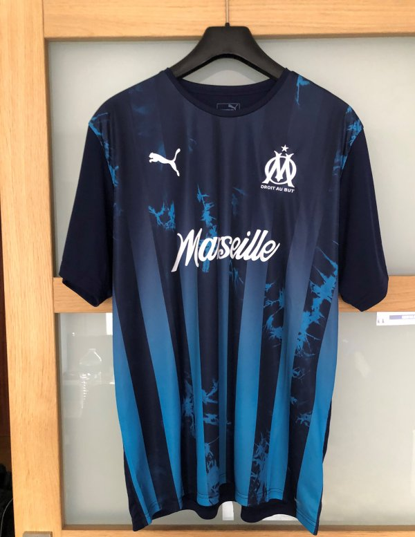 Maillot non match OM 2019/20