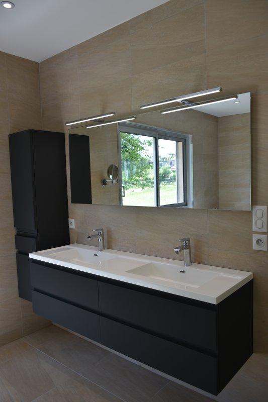 Salle de bain design 2016, pureté et qualité. - Ent Galzin Habitat ...
