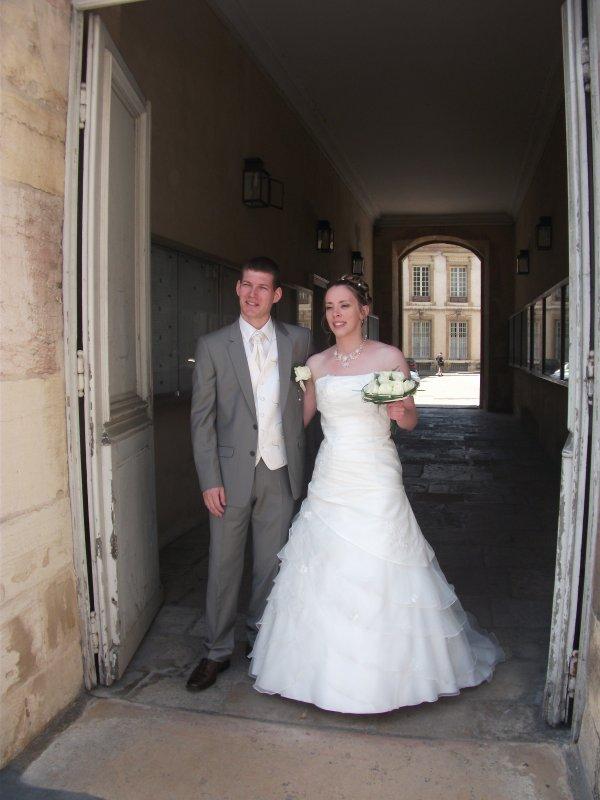 mariage celine