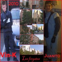 "Juanito feat Vin-k ""A L'ancienne"" (2010)"