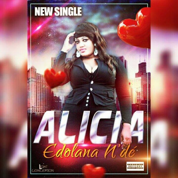 Edolana n'dé bientôt dans les bacs avec l' artiste #Alicia du 228