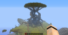 Arbre de Tenrô version Minecraft