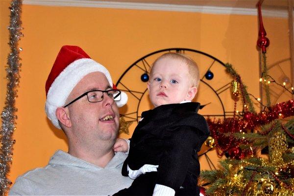 Deuxième Noël de Mon filleul
