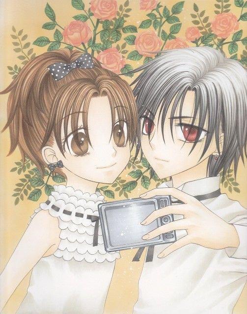 Petite photo de mikan et Natsume