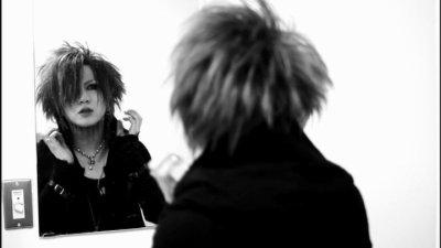 Ruki- chanteur du groupe