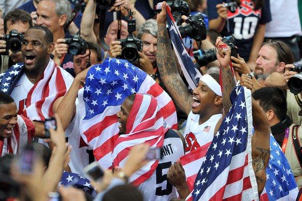 Final J.O. Espagne-USA