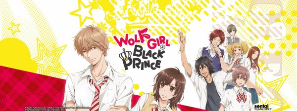 Wolf girl and black prince (adapté en film)