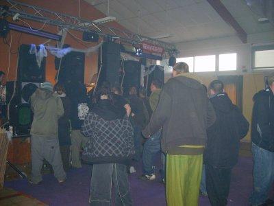 Teuf Biophonik à Ste Marie Laumont ( 14 ) - 24 Octobre 2009
