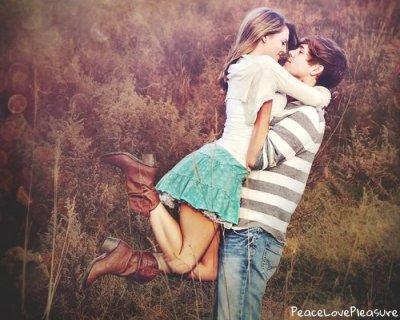 « Je rève d'être éternellement à tes côtés. »
