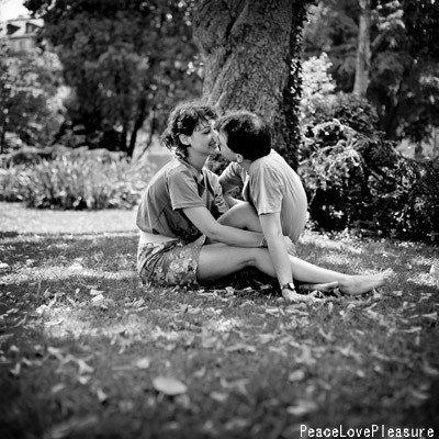 « J'ai perdu tout le temps que j'ai passé sans t'aimer.. »