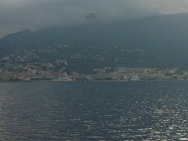 le port de Bastia