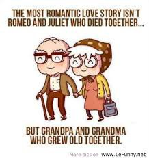 Most romantic love story