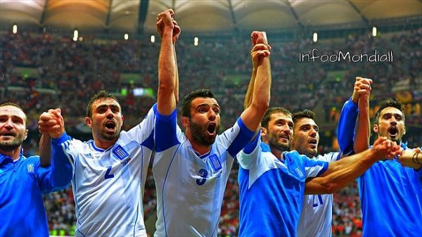 La surprise de la Grèce !